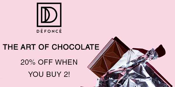FEATURED BUNDLE - Defonce - Buy 2 get 1 for $1