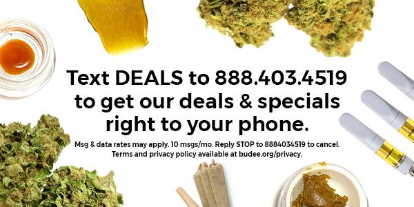 Budee Deals Text