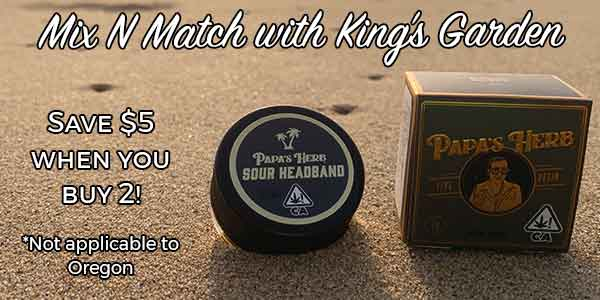 MIX N MATCH - King's/Papa's