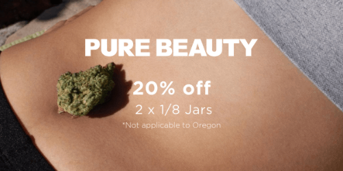 FEATURED DEAL - Pure Beauty - 20% off 2
