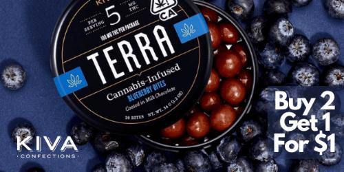 FEATURED DEAL - Terra Bite B2G1 for $1