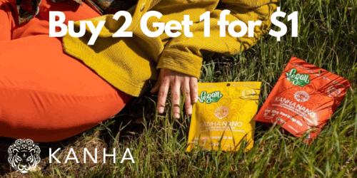 SPOTLIGHT DEAL - Kanha - B2G1 for $1