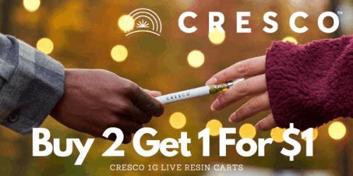 4/20 DEAL - Cresco