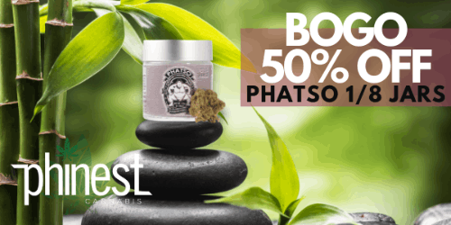 FEATURED DEAL - Phinest Phatso BOGO 50% off