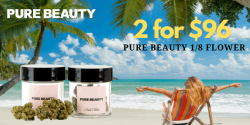 FEATURED DEAL - Pure Beauty 2 for 96