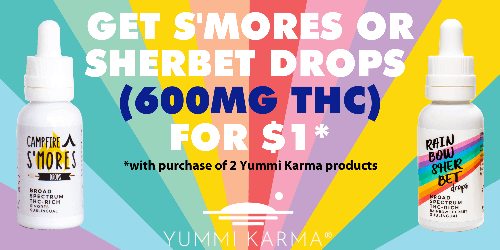 YK Smores/Sherbet Blowout